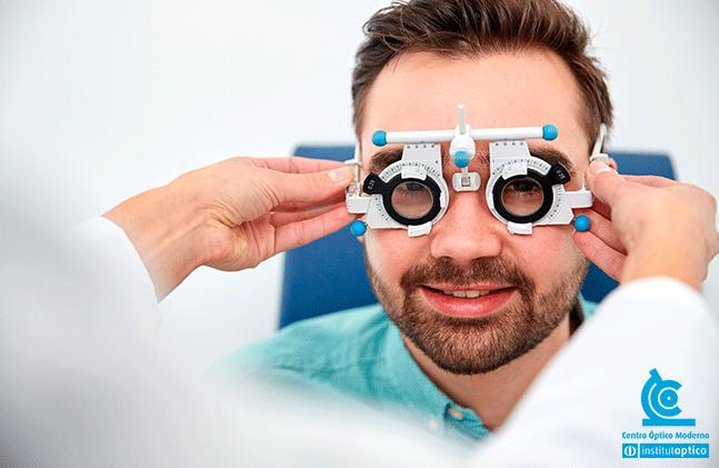 7f19353771f44 Como funciona um exame de optometria  - Centro Óptico Moderno