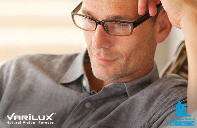 Tal como o que sucede com as lentes progressivas de outras marcas, a  adaptação às lentes progressivas Varilux pode ser imediata ou demorar algum  tempo. a98499a079