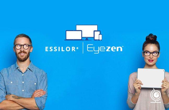 Diferença de outras lentes para as Essilor Eyezen 59ec3b4a64