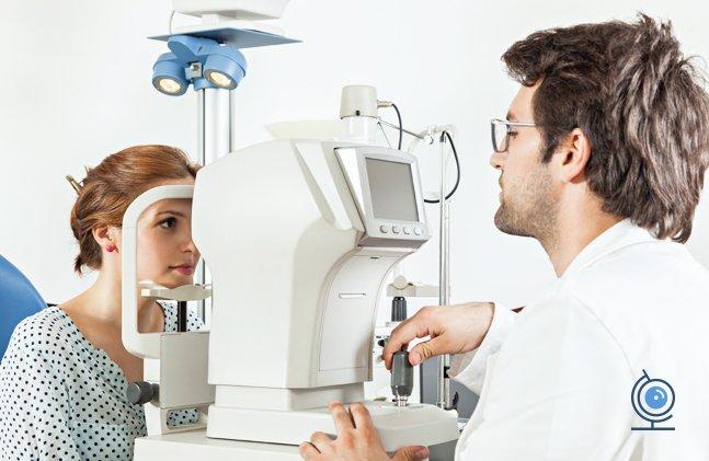 Medição Tensão Ocular