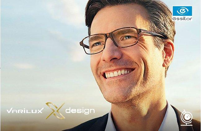 Conheça a inovação das Lentes Varilux X Series