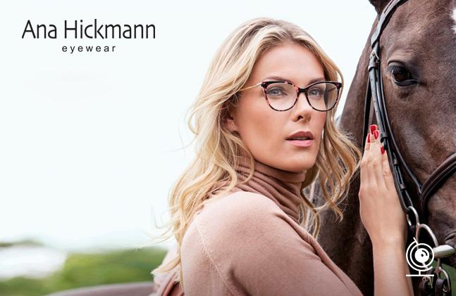 Já conhece as novas armações Ana Hickmann?