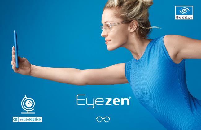 Conheça as lentes Essilor Eyezen